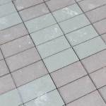 Не паникуйте, если на поверхности плитки появились известковые пятна